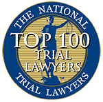 Top 100 National Trial Lawyer Association